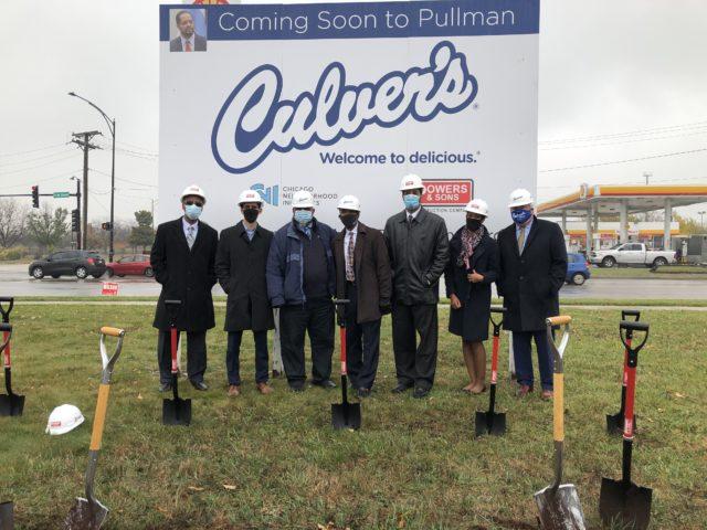 Ground broken on new Culver's in Pullman
