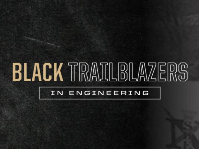 Black Trailblazers in Engineering: Purdue University