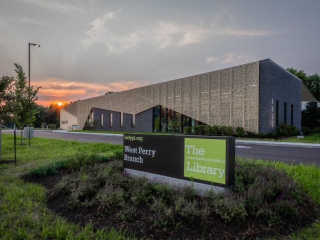 New West Perry Library Celebrates with July 17 Grand Opening